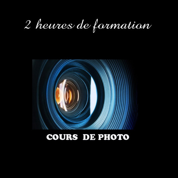 Cours et formation photo Lille