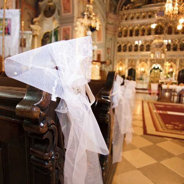 Cours photo église mariage