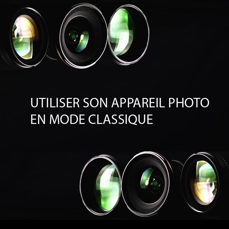 Cours apprendre son appareil photo