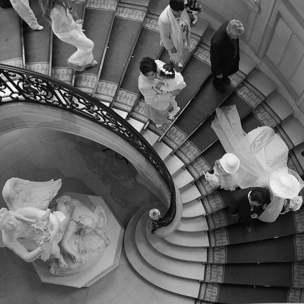 Cours photo mariage mairie